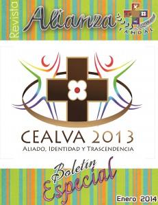 Número 15 - Año 2 - Enero 2014 Número 15 - Año 2 - Enero 2014 CEALVA