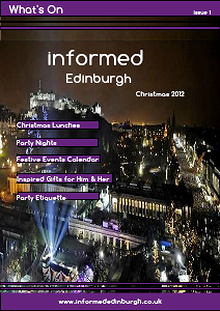 Informed Edinburgh Christmas E-magazine