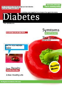 Diabetics Health 1