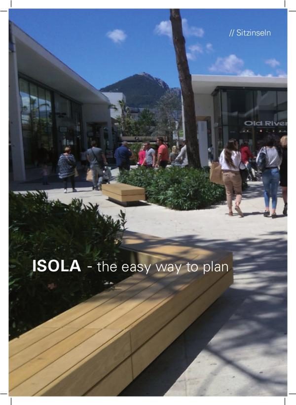 Isola Sitzinsel_Isola