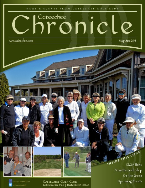 Cateechee Chronicle May-June 2014
