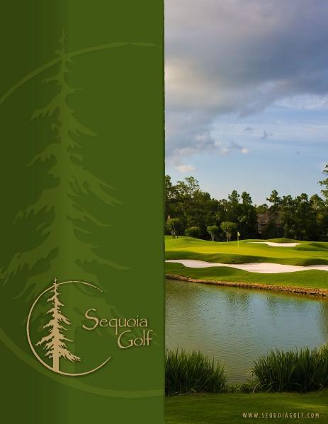 Sequoia Golf Brochure 2014