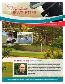 Regatta Bay Club Newsletter
