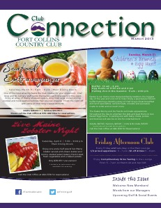 FCCC Club Connection March 2013