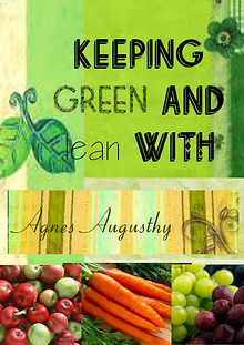 KEEPING GREEN AND LEAN WITH AGNES AUGUSTHY