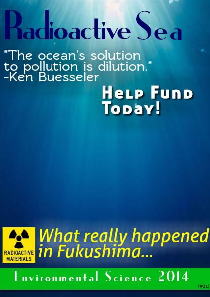 Radioactive Sea June 2014 (June 2014)