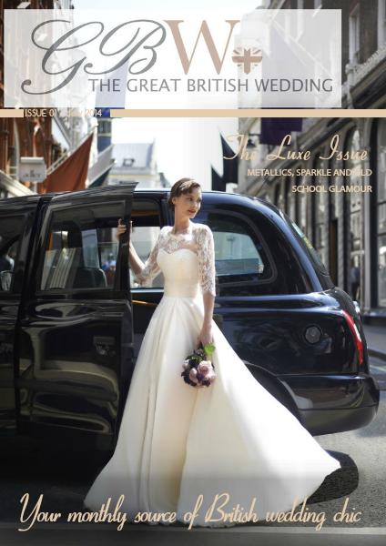 The Great British Wedding July 2014