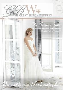 The Great British Wedding