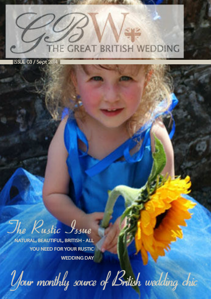 The Great British Wedding September 2014