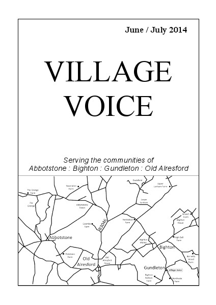Village Voice June/July 2014