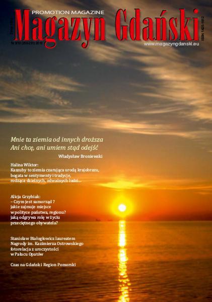 Magazyn Gdański 2015-09-10