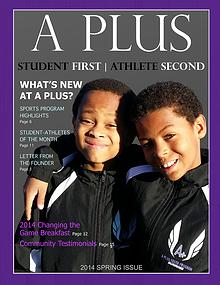 A PLUS Magazine
