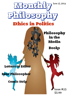 Ethics in Politics - Mitra Aoude