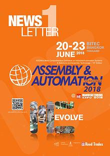 Assembly & Automation Technology 2018 Newsletter #1