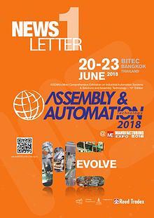 Assembly & Automation Technology 2018 Newsletter #1