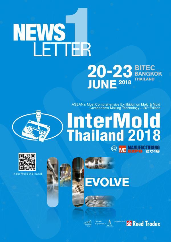 InterMold Thailand 2018 Newsletter #1 ITM_2018_NEWSLETTERS#1_lowres