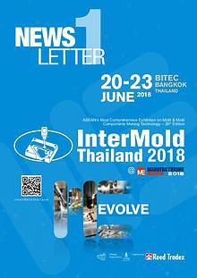 InterMold Thailand 2018 Newsletter #1