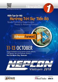 NEPCON Vietnam 2018 Newsletter #1