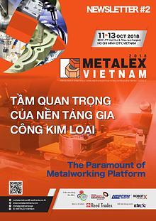 METALEX Vietnam 2018 Newsletter #1