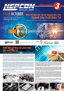 NEPCON Vietnam 2018 Newsletter #3