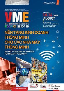 Vietnam Manufacturing Expo 2019 Newsletter #1