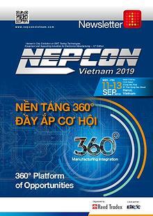 NEPCON Vietnam 2019 Newsletter #1