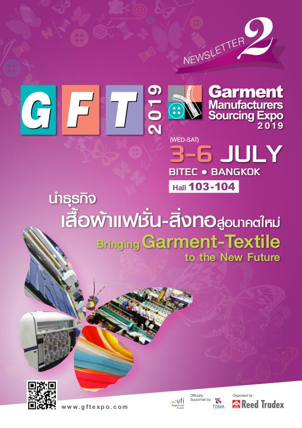 GFT 2019 Newsletter#2 Jun. 2019
