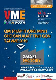 Vietnam Manufacturing Expo 2019 Newsletter #2
