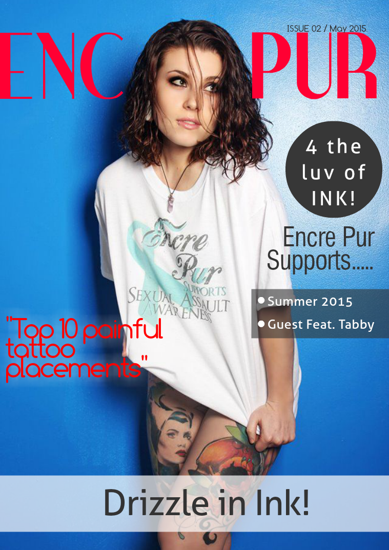 Encre Pur Issue 2 May 2015