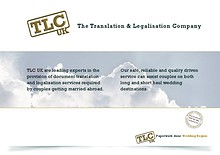 The Translation & Legalisation Co