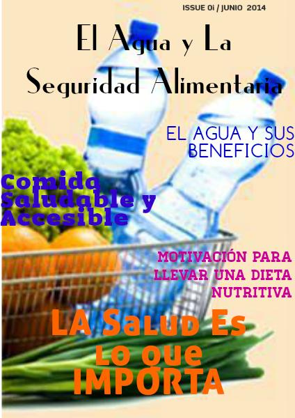 El Agua y La Seguridad Alimentaria 1