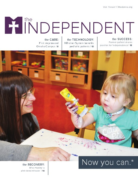 the INDEPENDENT Issue 1
