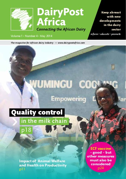 DairyPost Africa Magazine_ May. 2014