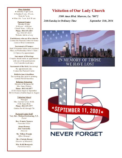 September 11, 2016