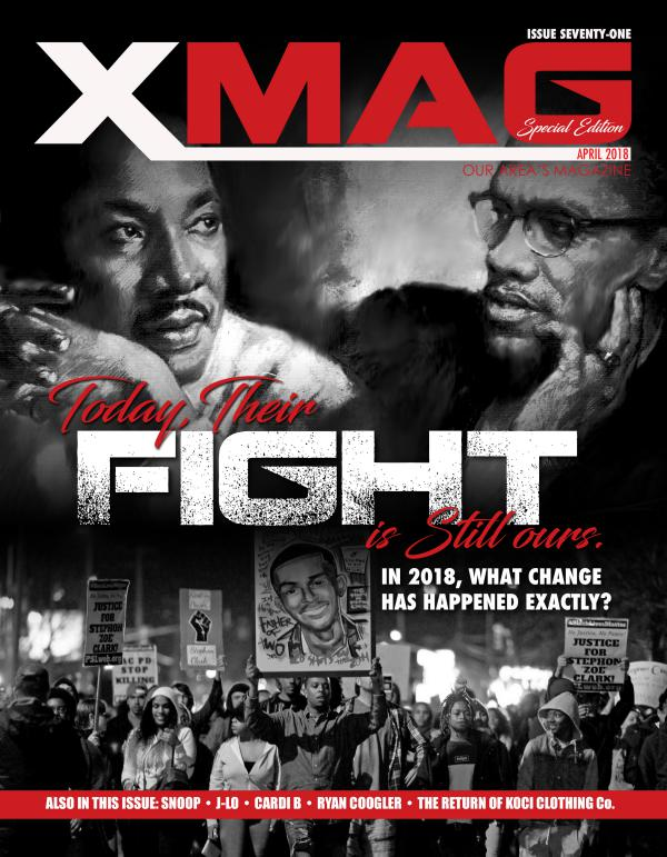 X MAGAZINE Issue #71