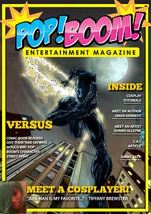 Pop Boom Entertainment Magazine