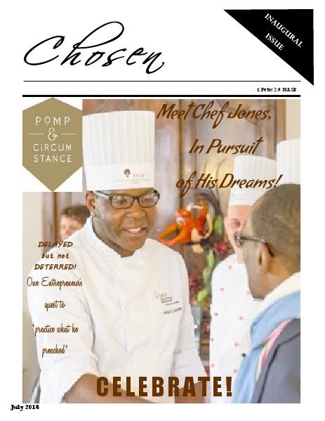 Chosen Volume 1 Issue 1 July 2014