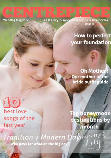 Centrepiece Wedding Magazine Issue 02