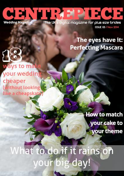 Centrepiece Wedding Magazine Issue 03