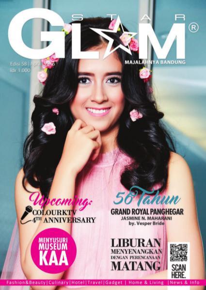 STAR GLAM MAGAZINE April 2016