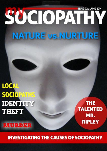 Sociopathy: Nature vs. Nurture Jun. 2014