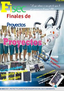 Profisec Revista escolar de física
