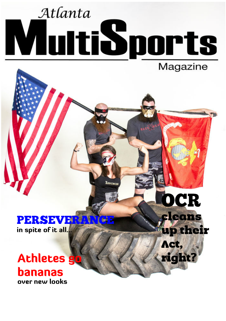 Atlanta Multisports Magazine Issue No. 5