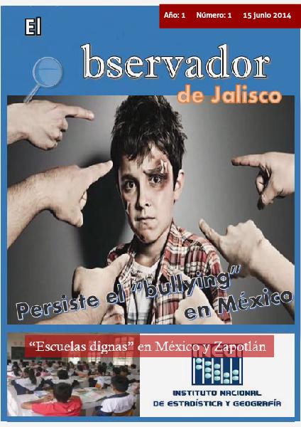 El Observador de Jalisco 15 junio 2014