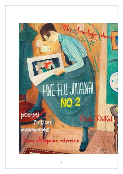 Fine Flu Journal Fine Flu Journal- june 2014