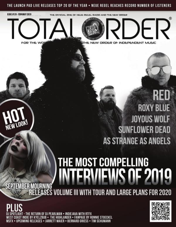 TOTAL ORDER TOTAL ORDER VOLUME 19