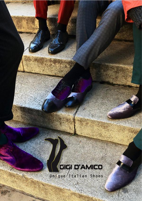 Gigi D'Amico shoes catalogue 2017/18 full