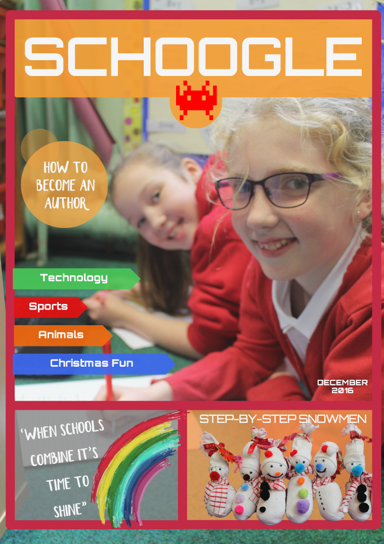 Schoogle Issue 1 Winter 2016