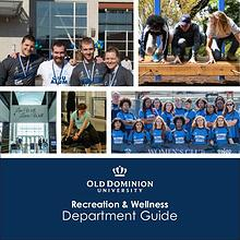 Recreation & Wellness Department Guide