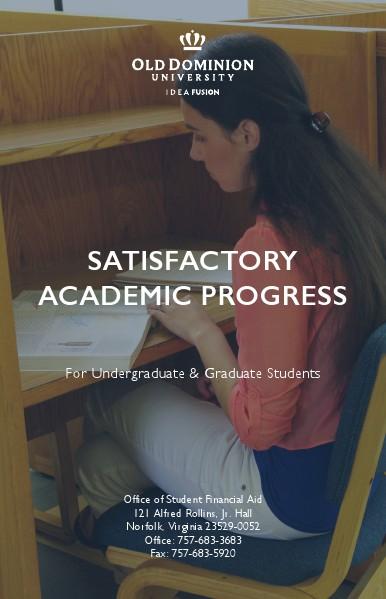 Satisfactory Academic Progress June 2014